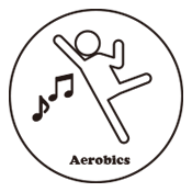 アイコン:エアロビクス
